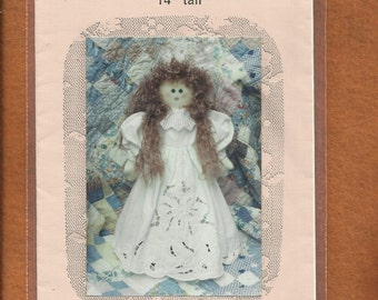 Home Sweet Home Mariah Mae Rag Doll Size 14 inch Doll  UNCUT