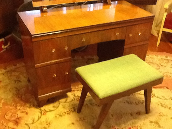 Dresser Bedroom Set 1960 Mid Century Furniture