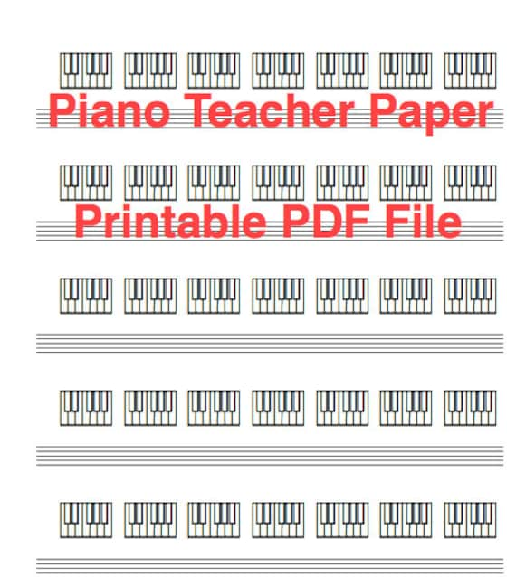 picture relating to Printable Keyboard titled Piano Trainer Keyboard Diagram Paper: Obtain and Printable PDF - Ideal for understanding and coaching saxophone
