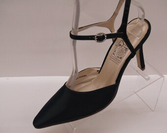 904932334a8 6 1 2 BLACK Heels Sexy Heels 3