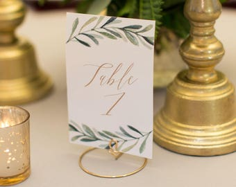 Popular Items For Table Number Holders