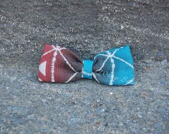 Tekhni Wrap Scrap Bow Tie/Hair Bow