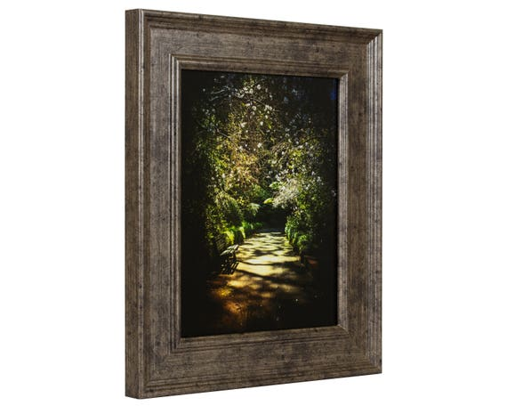 Craig Frames 22x28 Inch Tarnished Silver Picture Frame
