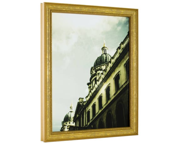 Black Silver or Clear 11x17 Poster Frame Pack of 3 Frames Gold