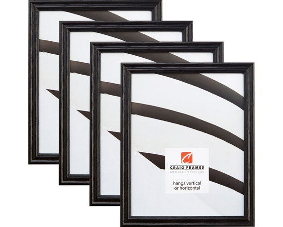 Craig Frames 16x24 Inch Black Picture Frame Set Wiltshire | Etsy
