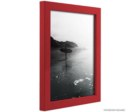Craig Frames 17x22 Inch Modern Red Picture Frame Confetti