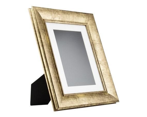 Craig Frames 8.5x11 Inch Vintage Gold Standing Picture Frame | Etsy