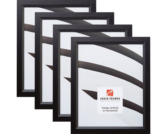 Craig Frames 24x32 Inch Black Wood Picture Frame Economy | Etsy