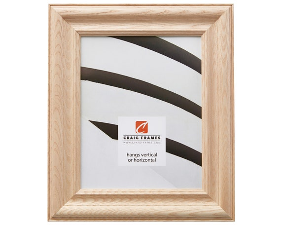 Craig Frames 12x18 Inch Raw Wood Picture Frame Wiltshire N Etsy