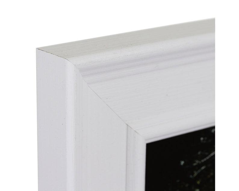 Revival 2 Wide Craig Frames 8.5x11 Inch White Oak Picture Frame 766589548511