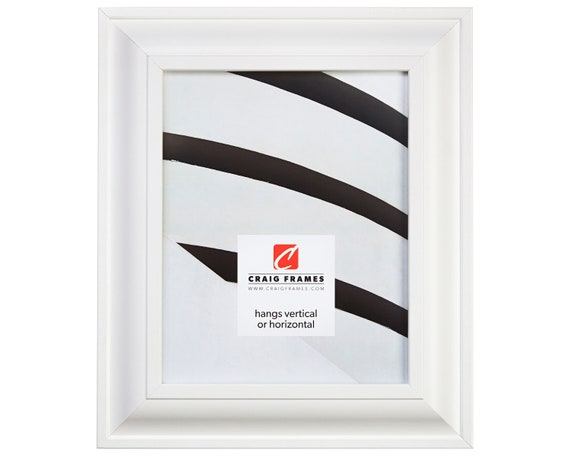 22 By 28 Frame: Craig Frames 22x28 Inch White Picture Frame Contemporary