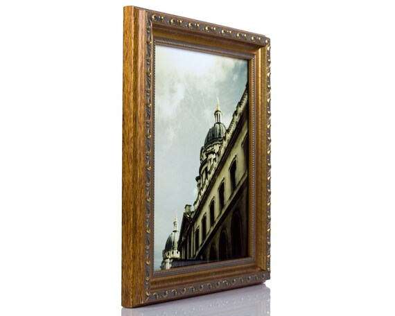 Craig Frames 4x6 Inch Antique Gold Picture Frame Ancien Etsy