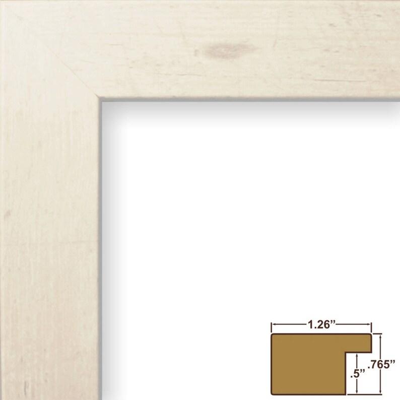 FM26WA1013 Bauhaus 1.25 Wide 10x13 Inch Modern Dark Walnut Picture Frame Craig Frames