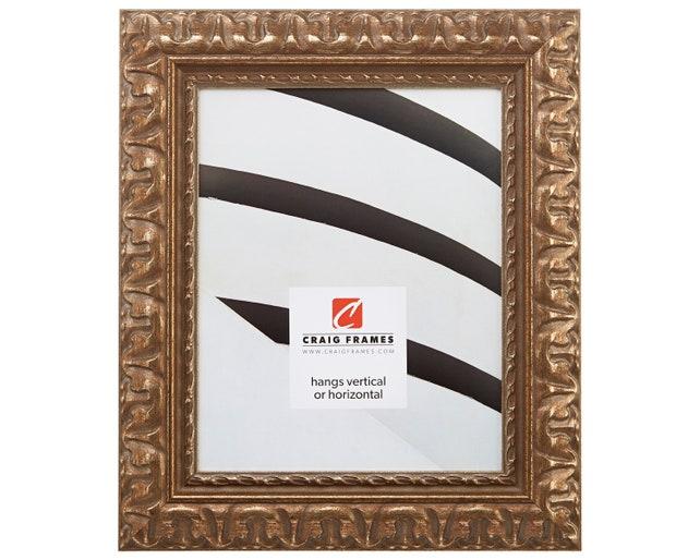 Craig Frames 10x12 Inch Antique Bronze Picture Frame Bravada Etsy