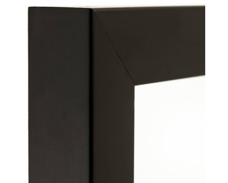 Craig Frames Confetti .875 Wide 24x30 Inch Modern Black Picture Frame 1406522430
