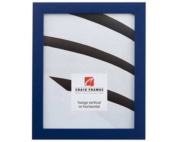 Craig Frames 11x17 Inch Modern Blue Picture Frame Confetti | Etsy
