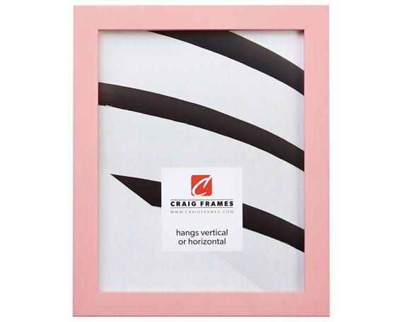 Craig Frames 24x32 Inch Modern Light Pink Picture Frame Etsy