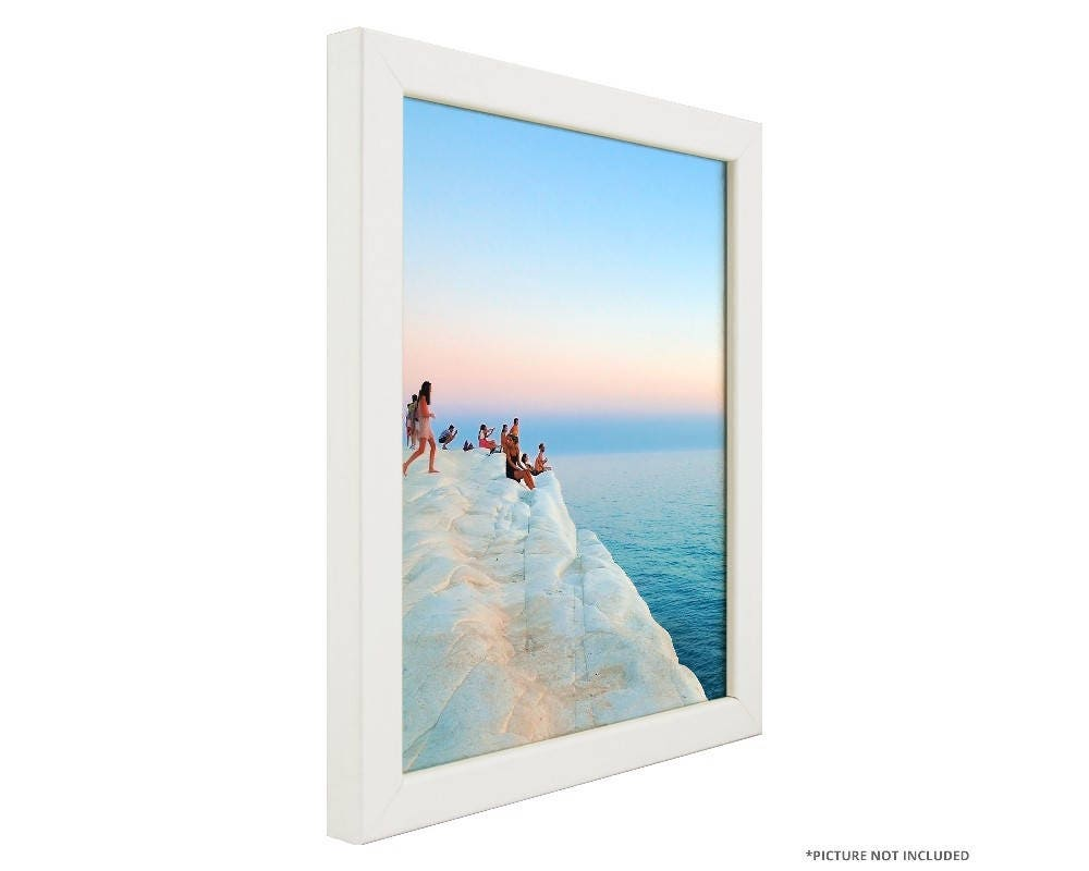 Craig Frames, 20x27 Inch Modern Off-White Picture Frame, Colori 0.75 ...