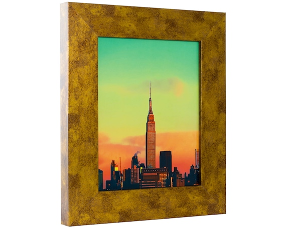 Craig Frames 16x24 Inch Antique Copper And Gold Picture Etsy