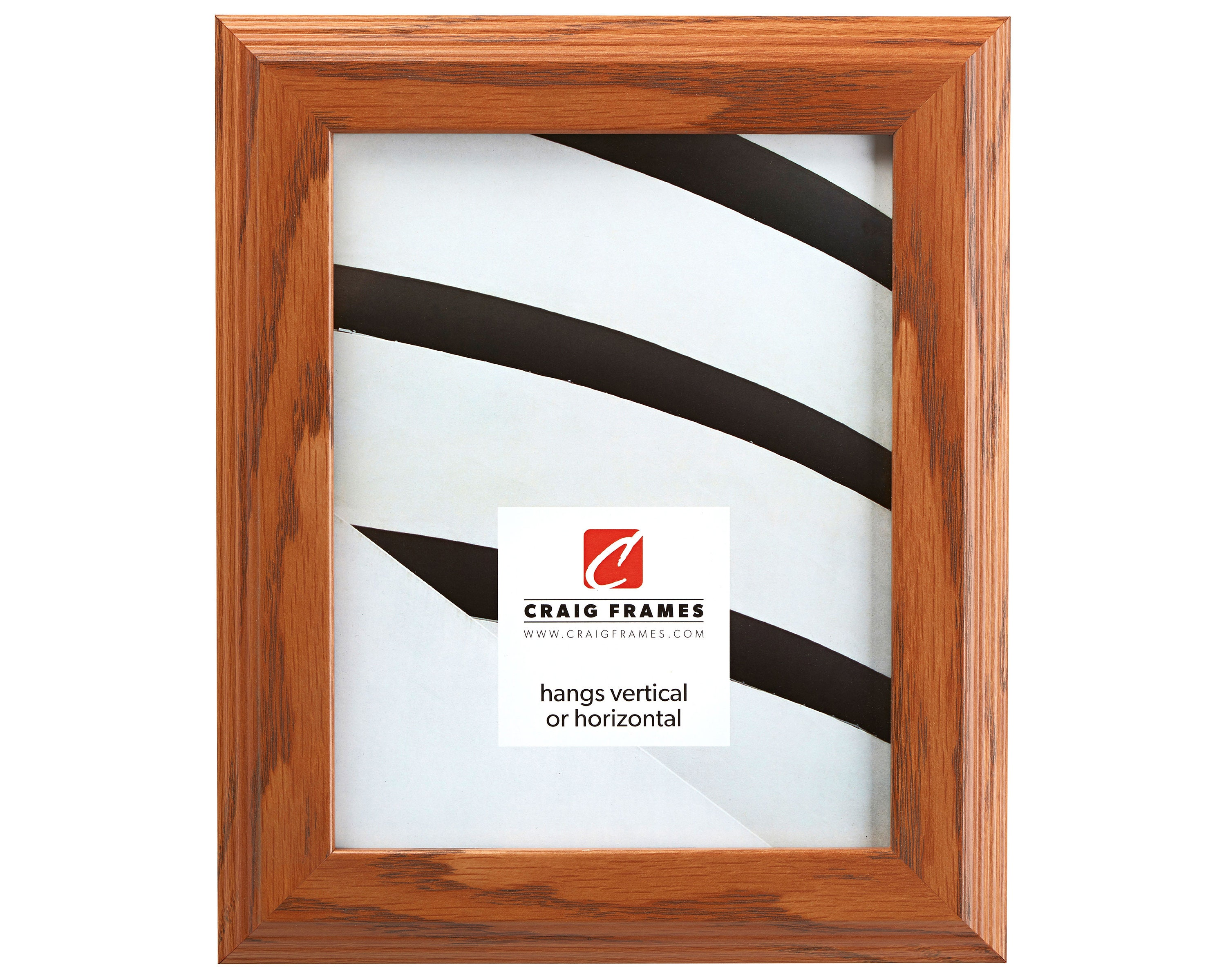 Craig Frames 22x28 Inch Light Oak Picture Frame Mossehaus