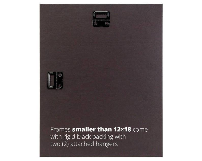 Tremont 1.125 Wide Craig Frames 12x16 Inch Dark Walnut Brown Picture Frame 716165831216