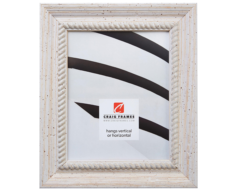 cadres de craig 20 x 30 pouces blanc cass rustique cadre etsy. Black Bedroom Furniture Sets. Home Design Ideas