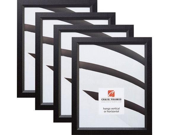 Craig Frames 12x16 Inch Black Wood Picture Frame Economy | Etsy