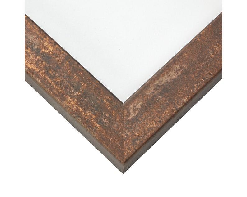 10x13 Inch Modern Rust Picture Frame Craig Frames 2617511013 Bauhaus 125