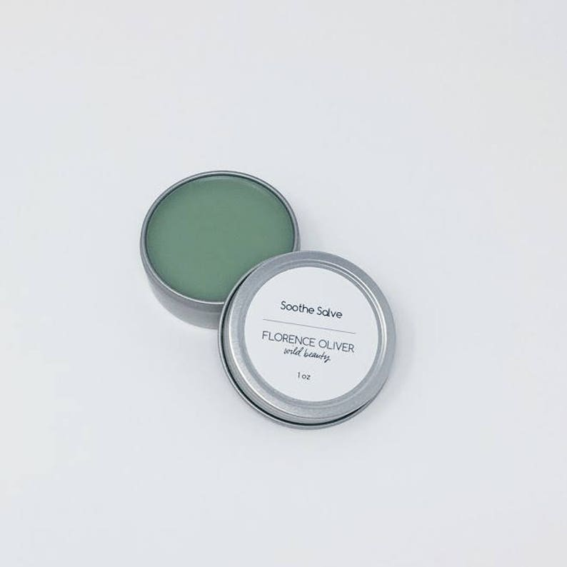 Soothe Healing Balm Blue Balm Plant Infused Repair and image 0