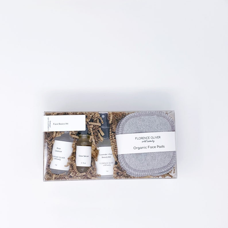 Basic Face Kit Simple Daily Face Routine Gift Box image 0