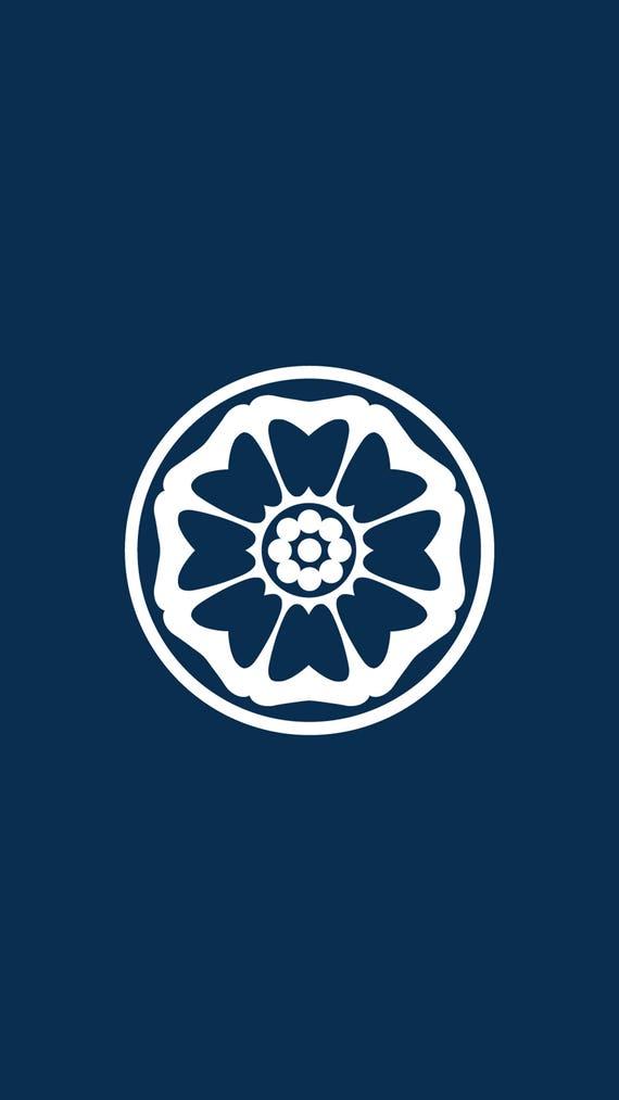 White Lotus Banner Etsy