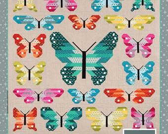 Elizabeth Hartman - Lepidoptera - Quilt Pattern (ElizabethHartman_Lepidoptera)