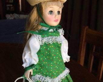 """Vintage Effanbee Mary, Mary doll 11"""""""