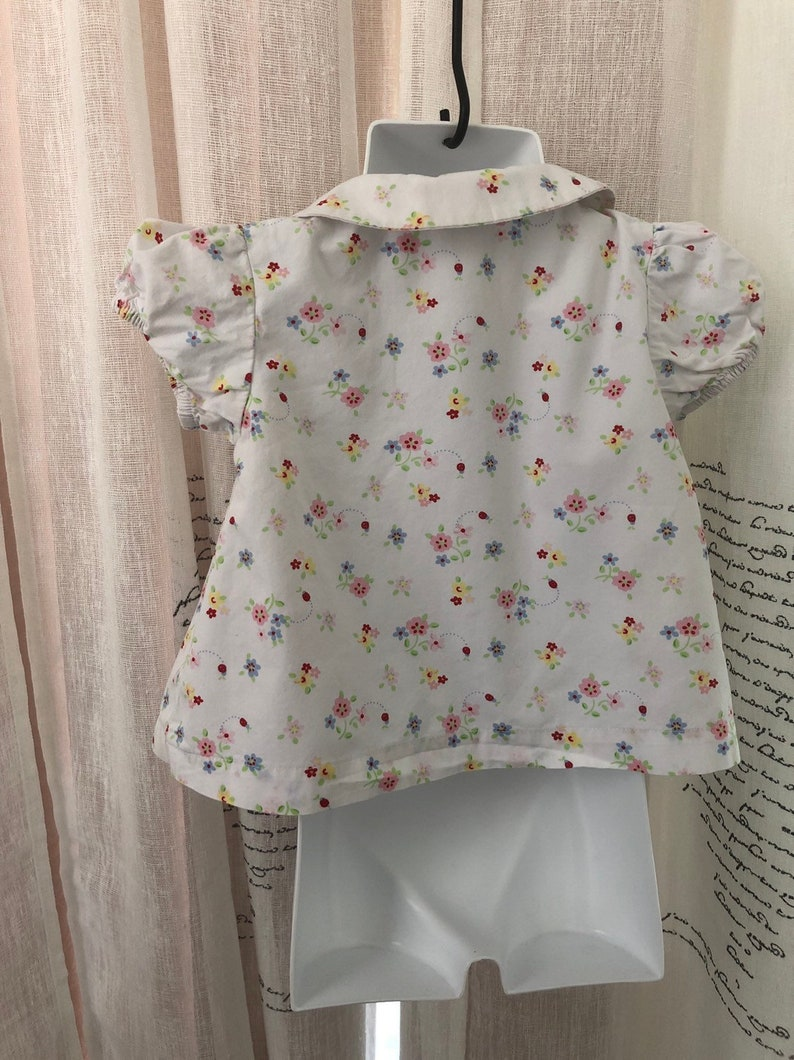 Vintage Starting Out Baby Dress 18 mos.