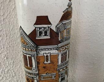 Vintage Ceramic Wall Sconce