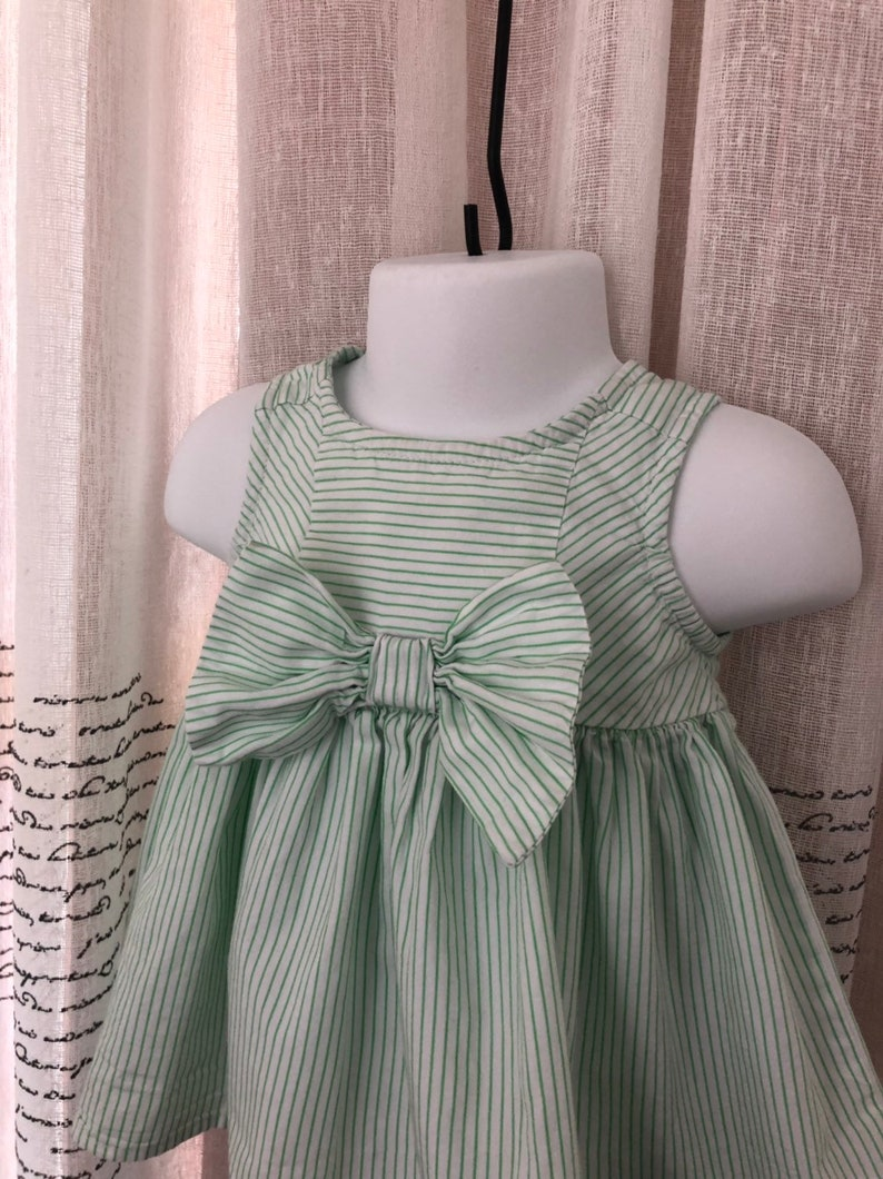 First Impressions Baby Dress 12 mos.