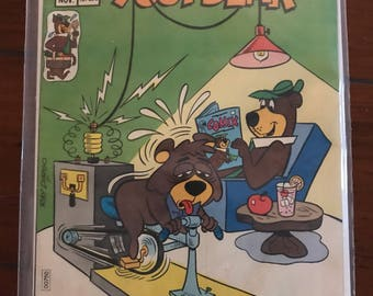 1074 Yogi Bear Comic Book