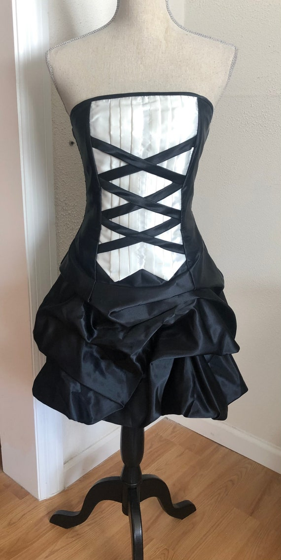 Gunne Sax Formal Dress, Size 5 - image 2