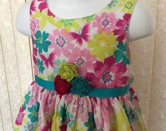Nannette Girl Dress, 4T