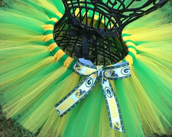 Green Bay Packers Football Tutu