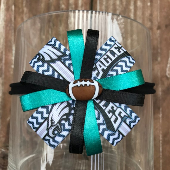Philadelphia Eagles Headband or Hair Bow Eagles Baby Headband  c69f0e9582a