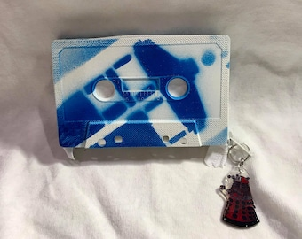 Doctor Who Tardis Cassette Tape Wallet