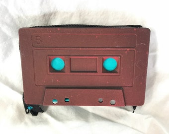 80s Retro Cassette Tape Wallet