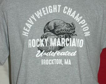 a3b7be62 Rocky Marciano Tribute Tee