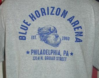 a885ed0c267b Blue Horizon Arena Joe Frazier Boxing Tee