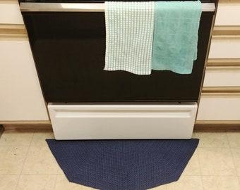 Linen/Cotton Floor Rug