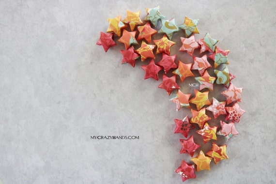 Origami Stars Papers 1,000 Paper Strips in Assorted Colors: 10 ... | 380x570