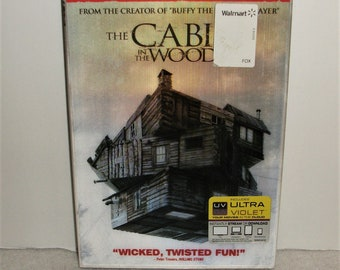 The Cabin In The Woods DVD