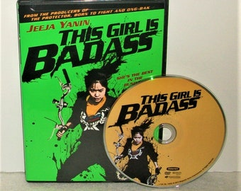 This Girl Is Badass DVD
