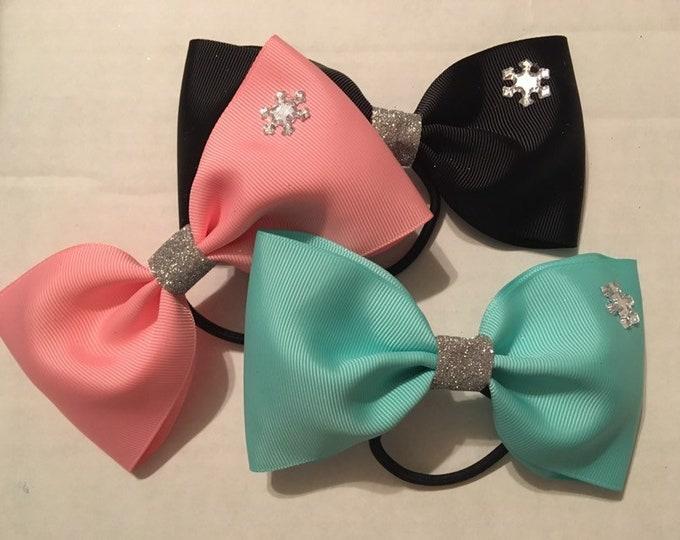 THREE adorable hair bows